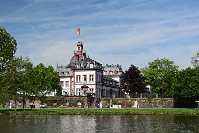 Schloss Philippsruhe in Hanau Kesselstadt Castle Schloss
