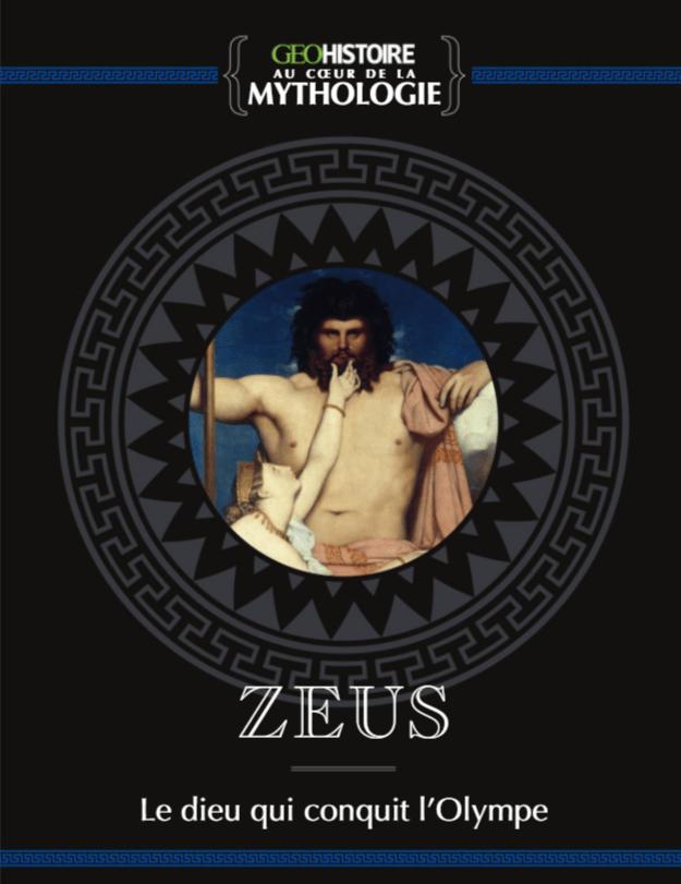 EPOUSE DE ZEUS - Mots fléchés et mots croisés - 4-5 lettres