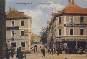Cafhaus und Konditorei Volkstdt