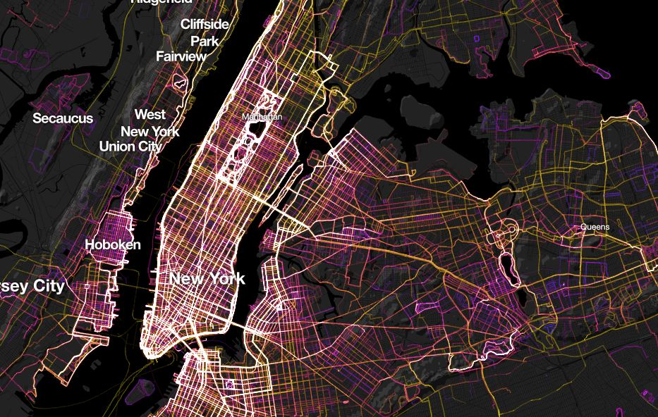 Top 19 geovisualization tools, APIs and libraries that will let you
