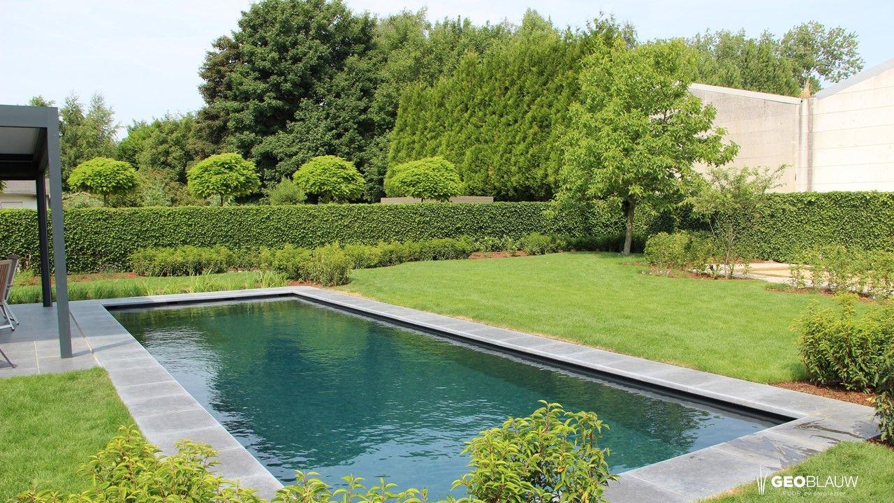 Geoblauw  Zwembaden, Ecozwembaden En Zwemvijvers