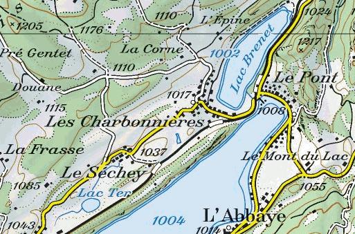 Vallée du Joux