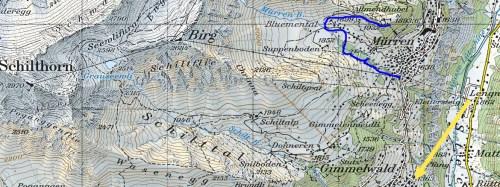 zwischenstation gimmelwald