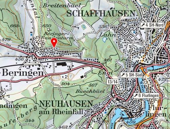 Berlingen SH