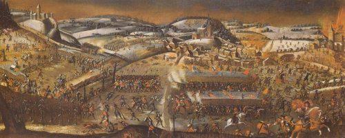 Schlachtfeld bei Villmergen