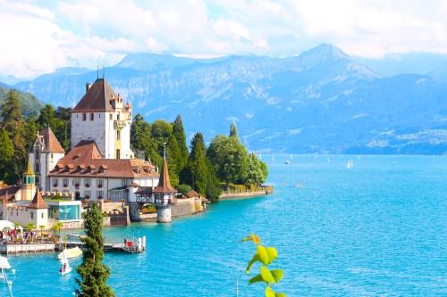 Schloss am See