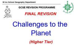 Unit 1 - Challenges