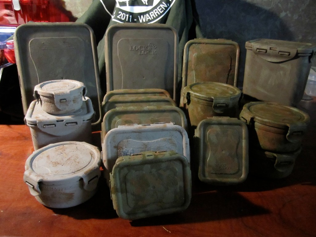 Types of Geocaching Containers