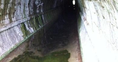 Tunnel Geocache