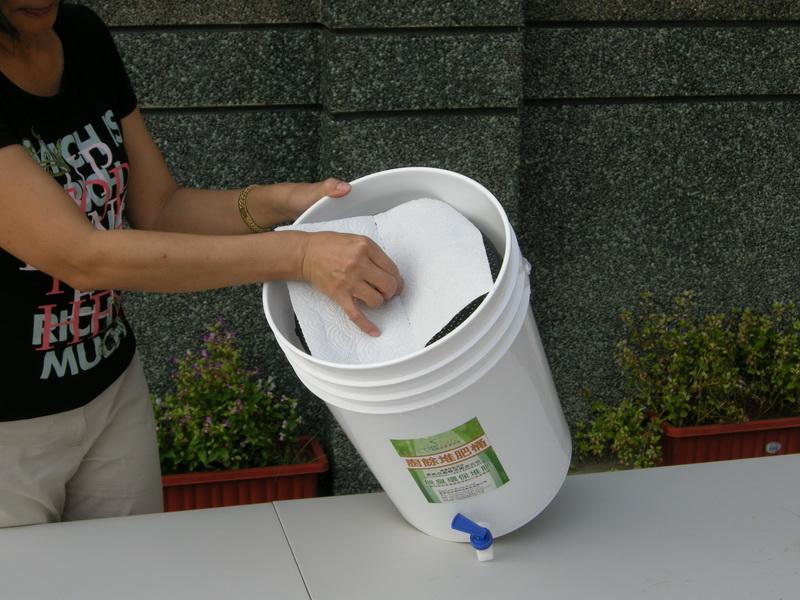 廚餘堆肥DIY自己動手做-如何在家製作堆肥