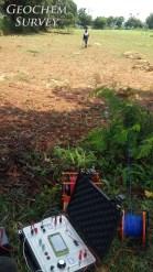 Survey geolistrik pasir kuarsa metode schlumberger