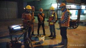 team konsultan georadar di palembang sumatra