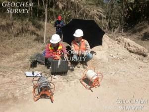 Survey Geolistrik Eksplorasi Andesit