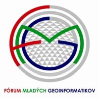 logo vedeckej konferencie Fórum mladých geoinformatikov