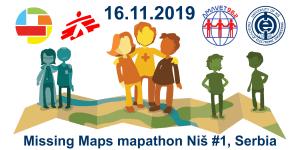 Slovenský klub AMAVET 962 organizuje prvý srbský Missing Maps mapathon na Fakulte elektroniky Univerzity v Niš.
