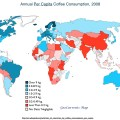 Global geography of coffee tea and yerba mate awesome time wasters