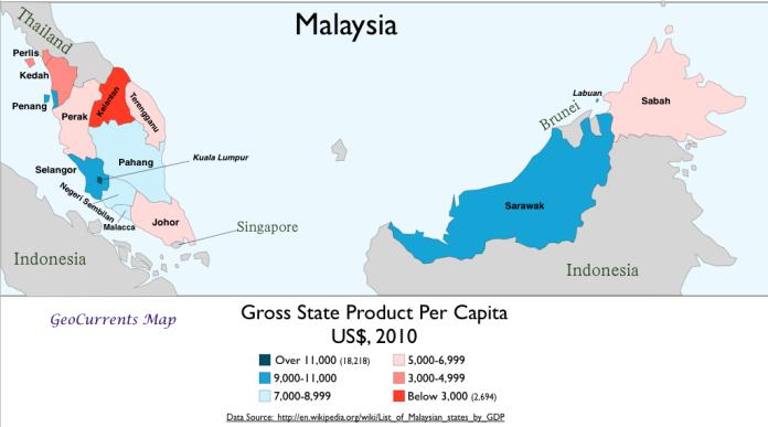 Geocurrents Maps Of Gdp Per Capita Geocurrents