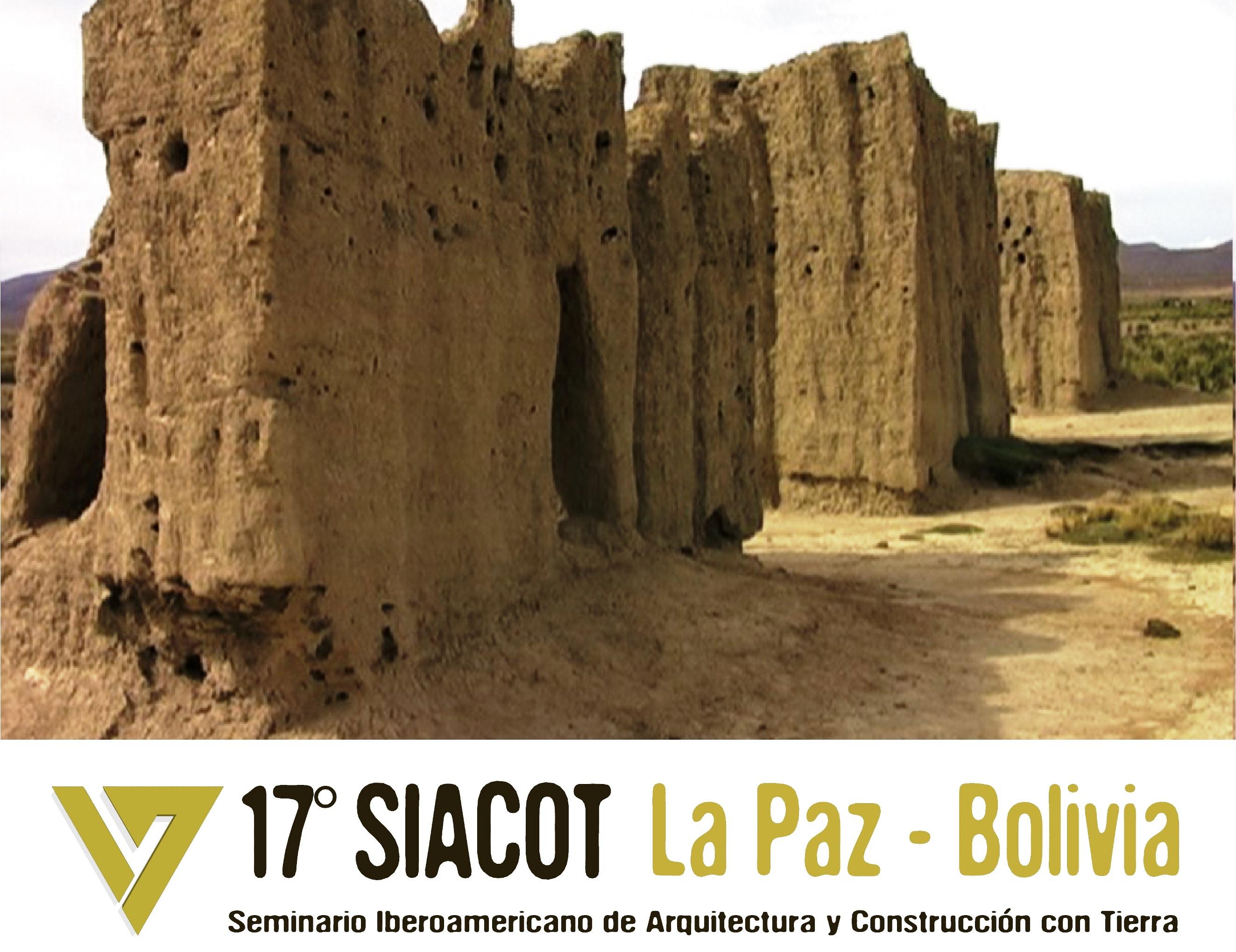 17° SIACOT – La Paz, Bolivia