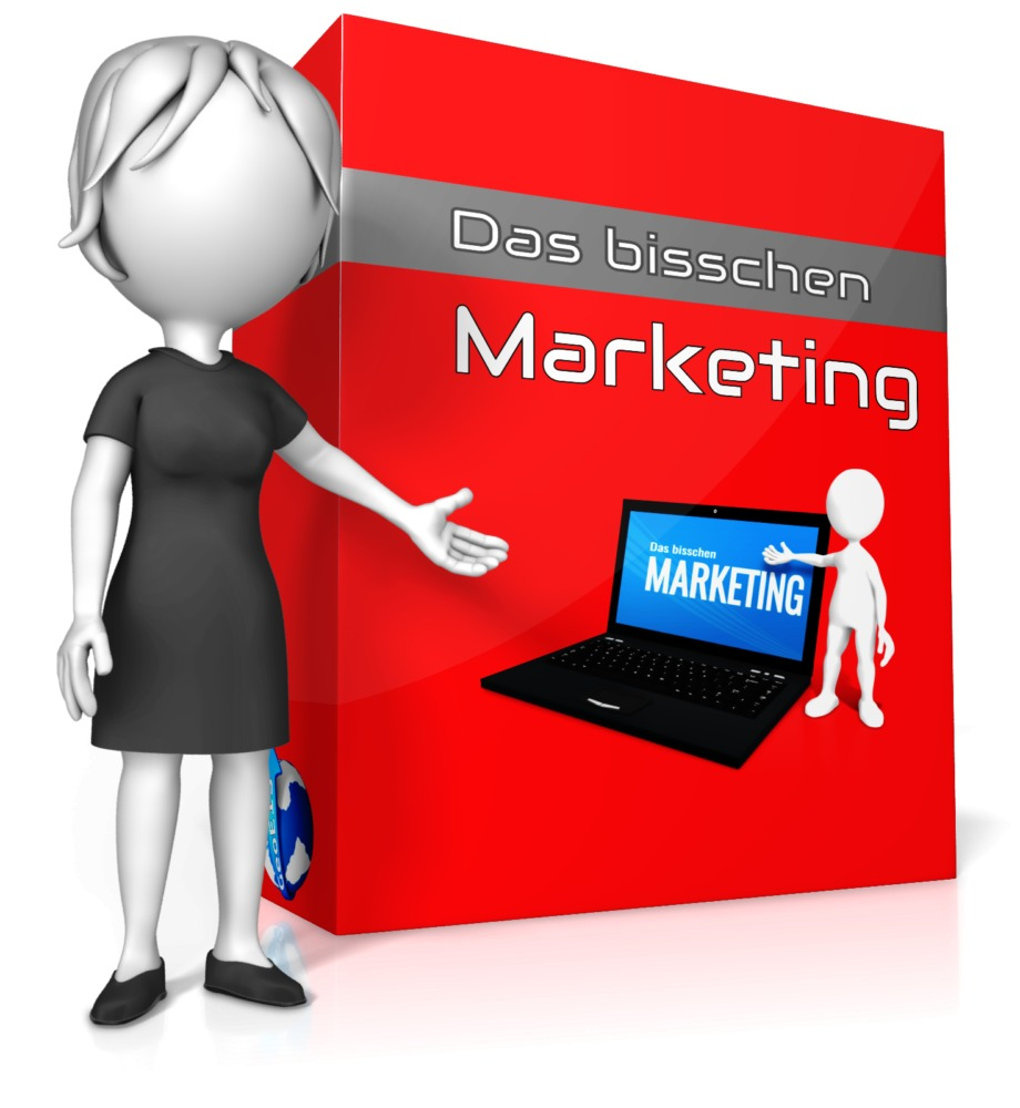 Das bisschen Marketing E-Book
