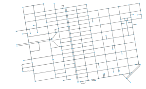 OSMnx: San Francisco street network in Python from OpenStreetMap