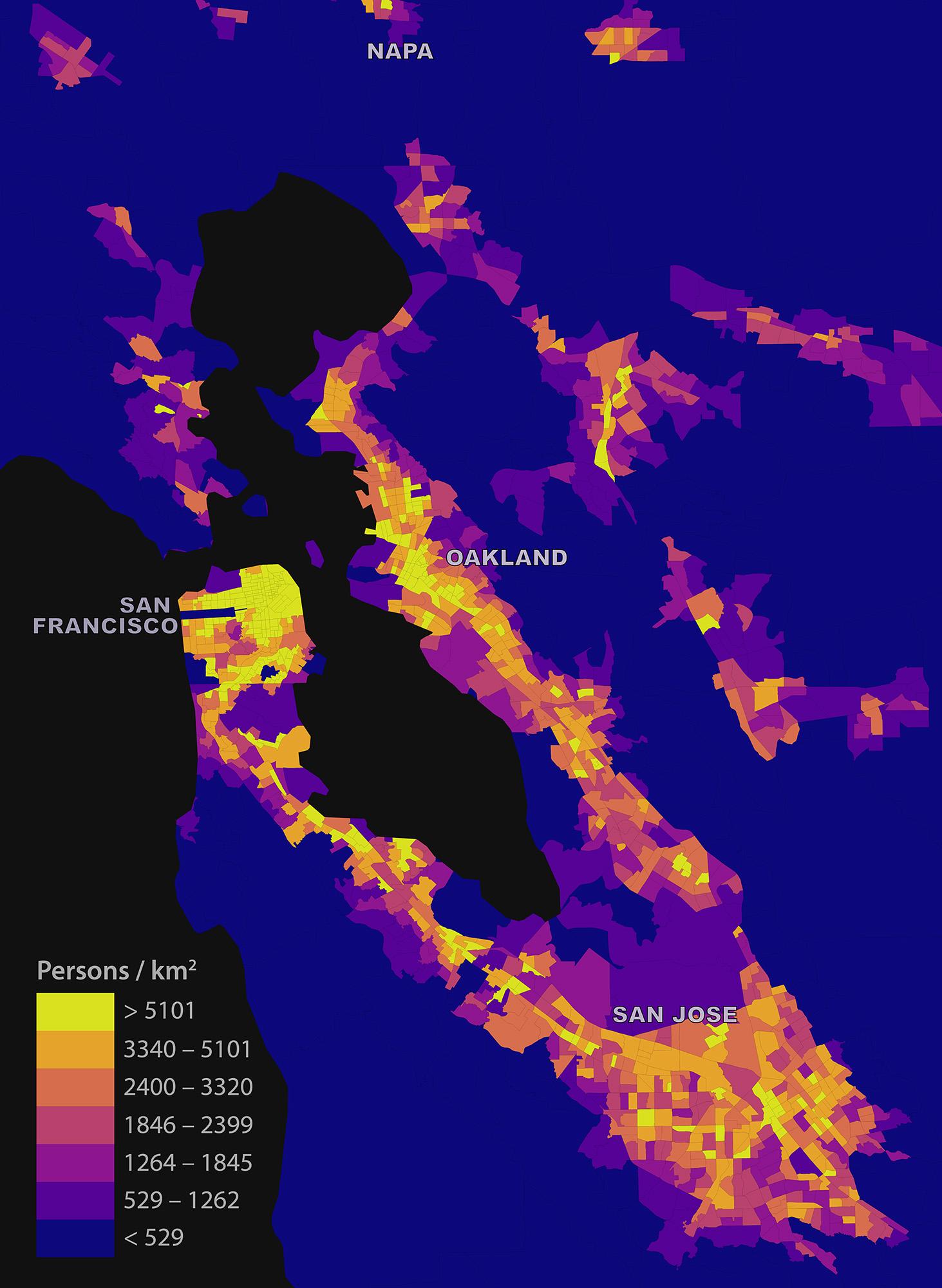 Estimating Daytime Population Density Geoff Boeing