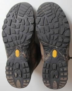 Scarpa Terra GTX Boots at 1.5 million steps 680 miles