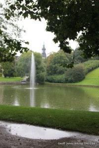 Zwinger Gardens