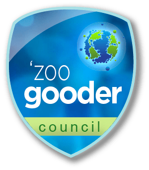 zooGooder badge large Never Fear, zooGooders Are Here.png