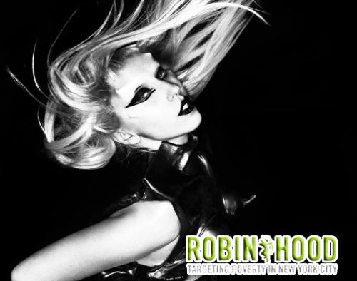 Lady Gaga Robin Hood 1