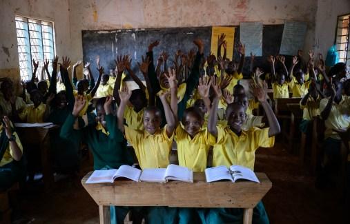 Local Kasigua Corridor school children.