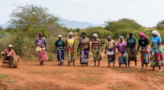 A Tribal Dance