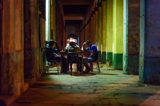 Play Chess with a Friend, Havana, Cuba [Exposed DC Exhibit]