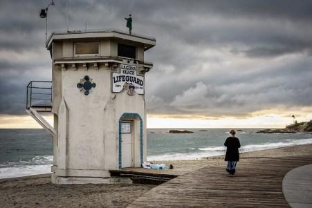 Isolation in Laguna Beach [Exposed DC Exhibition]