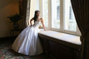 The Bride Waits ...