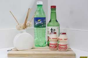 how to make yakult soju recipe