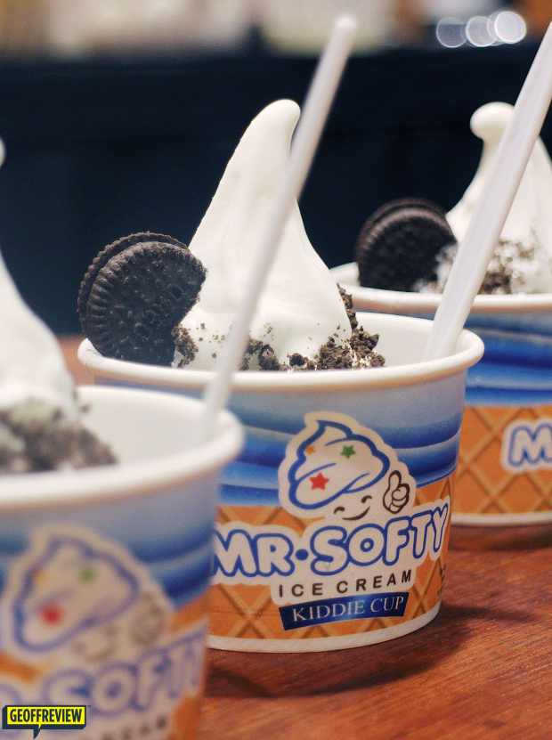 sm city tarlac restaurants mr softy
