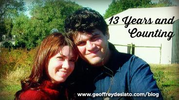 13 years anniversary
