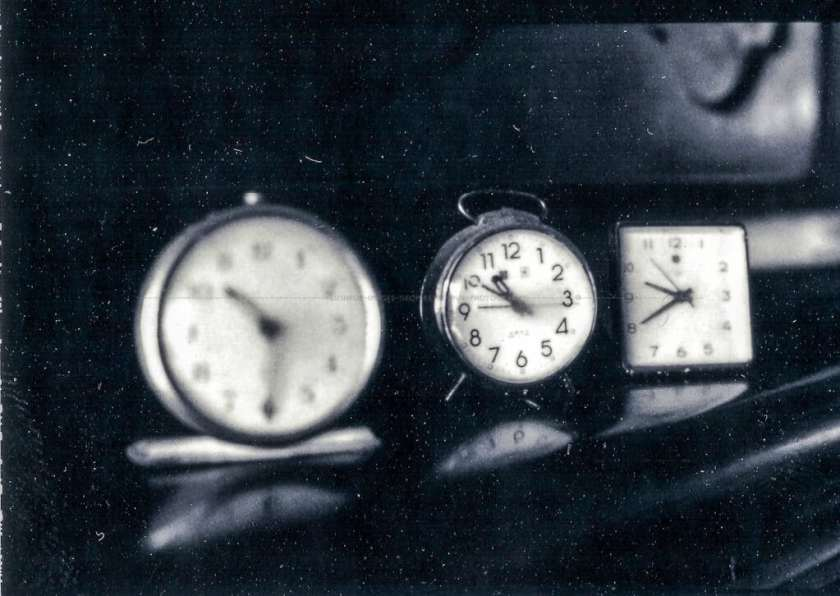 Old clocks