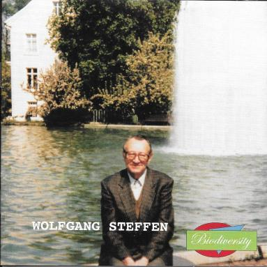 """Wolfgang Steffen"" CD cover"