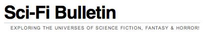 Sci-Fi Bulletin logo