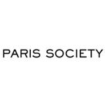 Page d'accueil de Paris Society