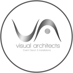 Page d'accueil de Visual Architects