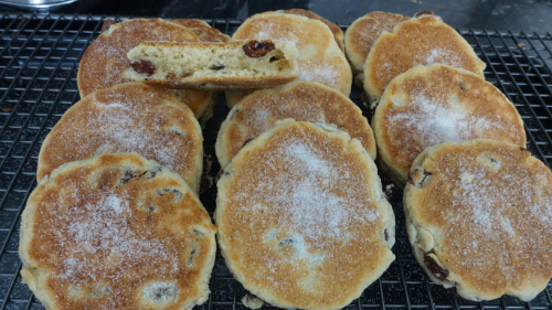 Welsh Cakes - A Griddle Cake