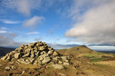 Cairn and Caer Caradoc