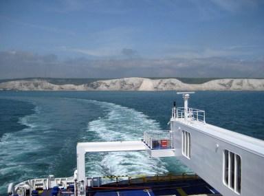 Dover departure