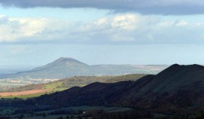 The Wrekin and The Lawley