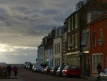 Pittenweem contre jour