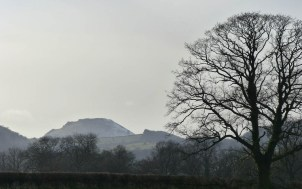 Snow on Caradoc