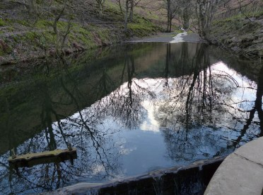 Townbrook reservoir