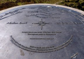 Abdon Burf on Brown Clee